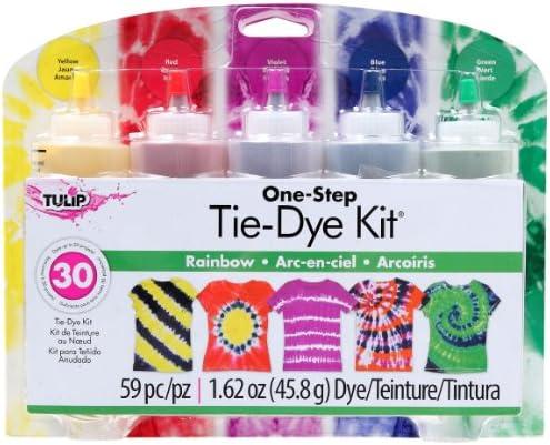 Tulip One-Step Tie-Dye Kit Carousel Colors Tie Dye