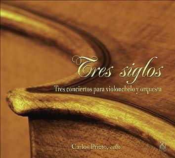 Heras, J.G.: Fantasia Concertante / Zyman, S.: Cello Concerto / Castro, R.: Cello Concerto