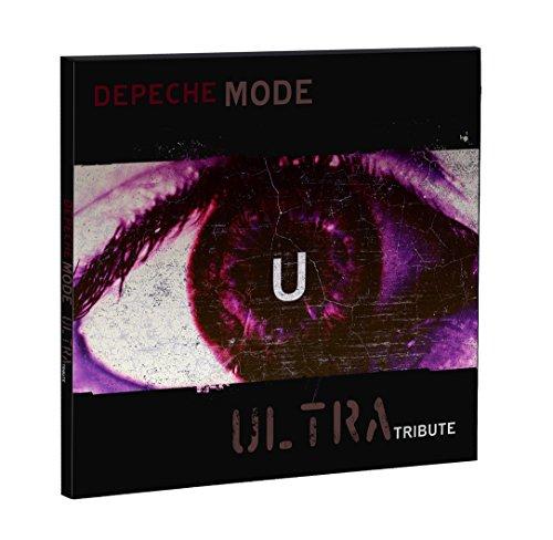 Ultra Tribute - A Compilation Of Exclusive Depeche Mode Coverversions + Sonic Seducer 03-2018 mit Editors Titelstory + 2. CD, Bands: Nightwish, Kraftwerk, Megaherz, Visions Of Atlantis u.v.a.