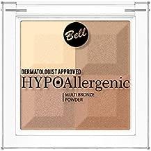 Bell hipoalergénico Multi nº 03Dermatólogo aprobado de polvo de bronce