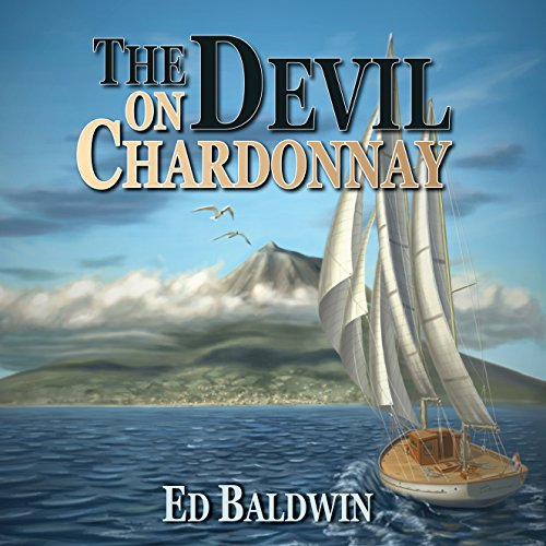 The Devil on Chardonnay audiobook cover art
