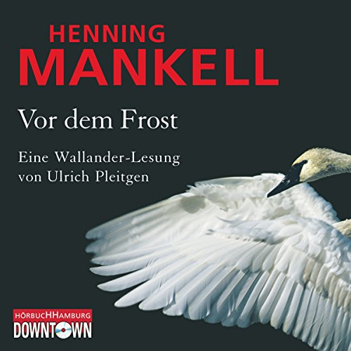 Vor dem Frost audiobook cover art
