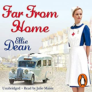 Far From Home                   By:                                                                                                                                 Ellie Dean                               Narrated by:                                                                                                                                 Julie Maisey                      Length: 11 hrs and 6 mins     46 ratings     Overall 4.7