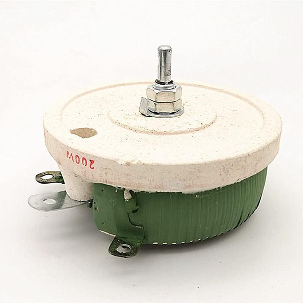 5 OHM 200W High Power Wirewound Potentiometer, Resistor, Rheosta
