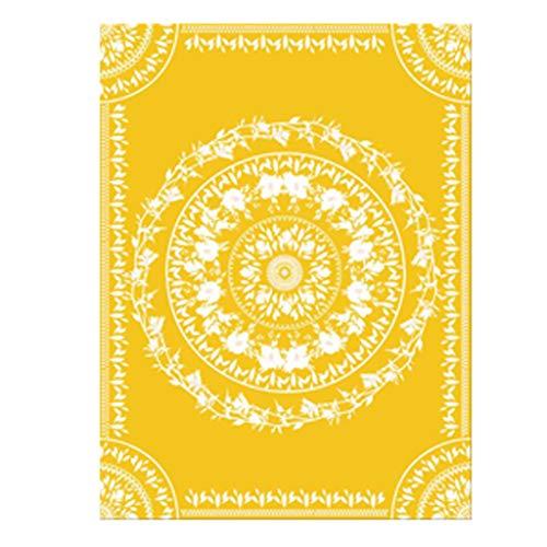 Lazzboy Store Pareo Wickelrock Standtücher Schals Handtuch Wandbehang Wandteppich Wand Tagesdecke Strandtuch Matte Decke Tisch(F,150x200cm)