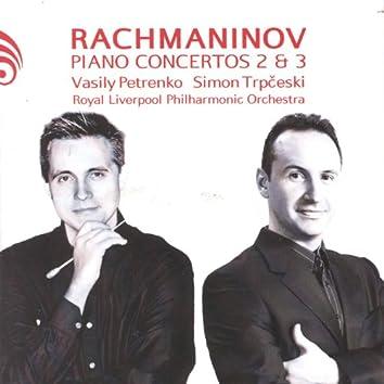 Rachmaninov: Piano Concertos 2 & 3