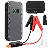 Best Portable Battery Jump Starters - Car Jump Starter, 1200A Peak Portable Battery Power Review