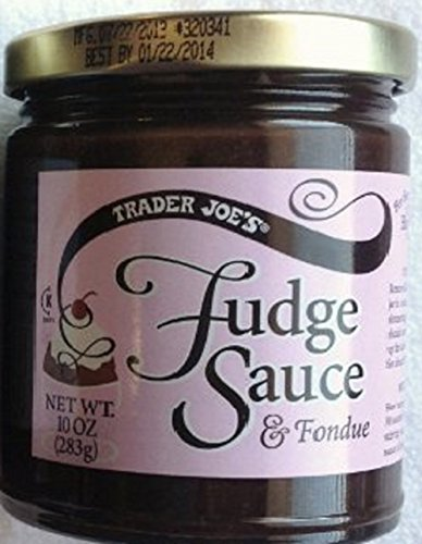 Trader Joe's Fudge Sauce & Fondue