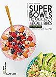 santé|recettes|superbowls|repas|équilibrés|9782035926517