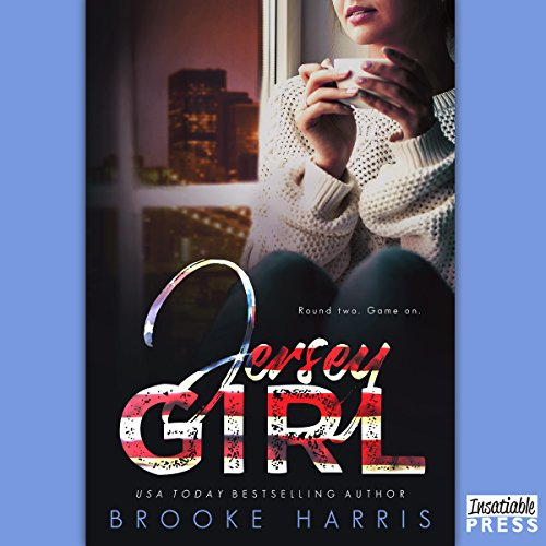 Jersey Girl audiobook cover art