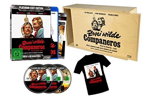 Zwei wilde Companeros - Limitiert auf 333 Stück - Platinum Cult Edition...