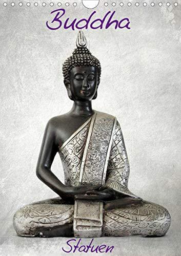 Buddha Statuen/CH-Version (Wandkalender 2020 DIN A4 hoch)