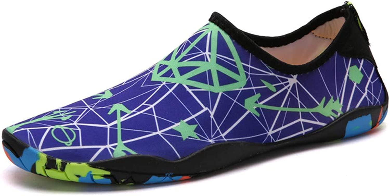 FLORENCE IISA Män strand skor Swim Water skor skor skor Barefoot Quick -Dry Aqua Socks Unisex Water Sports skor US 4 -15  onlinebutik