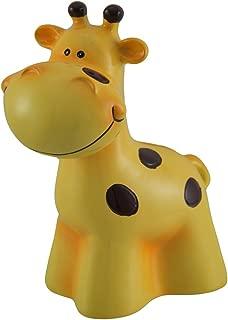 Whimsical Yellow Giraffe Bank Piggy Bank Money