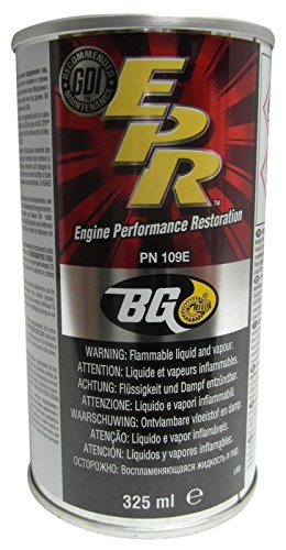 Bg109 Bg EPR Engine Performance Restoration 11 Fl Oz From the Makers of 44k