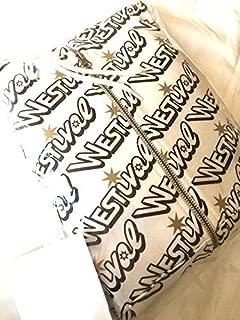 ジャニーズWEST 【 パーカー 】 LIVE TOUR 2018 WESTival 公式グッズ + 公式写真 1種 セット