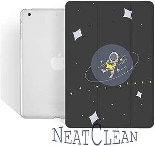 NeatClean ipad mini5 ケース かわいい かっこいい 耐衝撃 魅力的 アイパッドケース 三つ折り ipad 9.7 ケース pencil収納 iPad 第六世代 9.7 インチ ケース 2018 iPad 第五世代 9.7 インチ ケース 2017 ipad air10.5 ケース Air3ケース Air2ケース Airケース 手帳型 iPad mini5ケース mini4ケース mini3ケース mini2ケース miniケース アイパッドカバー ipad pro11 ケース ペンシル ipad pro10.5 ケース おしゃれ ipad 9.7 ケース ペンシル収納 お洒落 かわいい キャラクター 宇宙飛行士 子供(iPad mini5,a柄)
