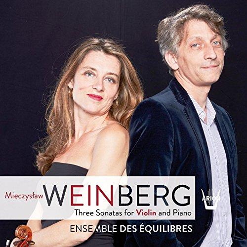 Mieczyslaw Weinberg - 3 Sonaten für Geige und Klavier Vol. 1