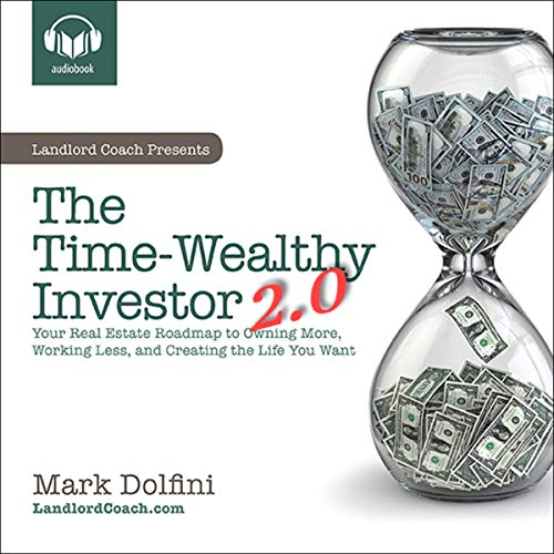 The Time-Wealthy Investor 2.0 audiobook cover art