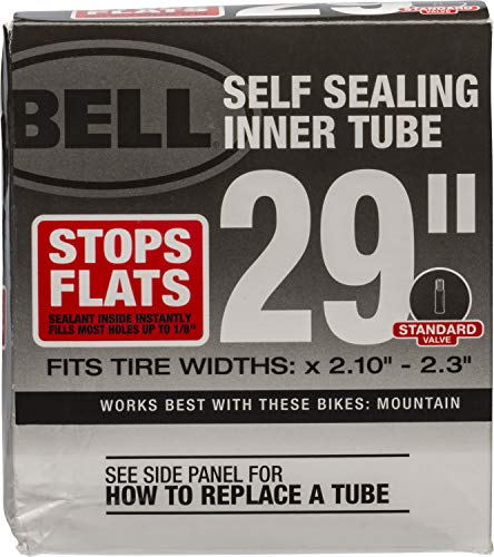 "Bell Beua9 Schrader Self Seal Inner Tube, 29"" x 2.10-2.25"" x 35mm"