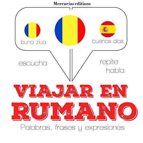 Viajar en rumano  By  cover art