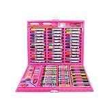Kasachoy Juego de 150 lápices de acuarela para niños, juego de pinceles de acuarela para pintar, regalo para niños