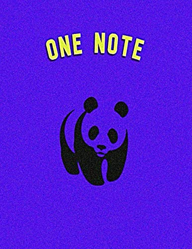 OneNote: journals notebooks , college ruled 8,5.11in
