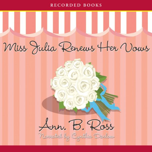 Couverture de Miss Julia Renews Her Vows