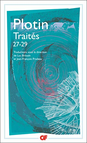 Traités 27-29: Sur les difficultés relatives à l'âme (IV, 3-5)