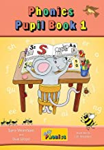 JOLLY PHONICS PUPILS BOOK 1 COLOR (Jolly Learning)