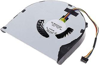 BASSK Ventilador de refrigeración del Ordenador portátil para Lenovo B480 B480A B485 B490 M490 M495 E49 B580 B590 V480C V580C portátil