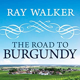 The Road to Burgundy audiobook cover art