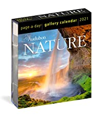 Audubon Nature Gallery 2021 Calendar