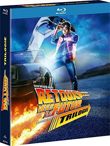 Retour vers Le Futur : Trilogie [Blu-Ray]