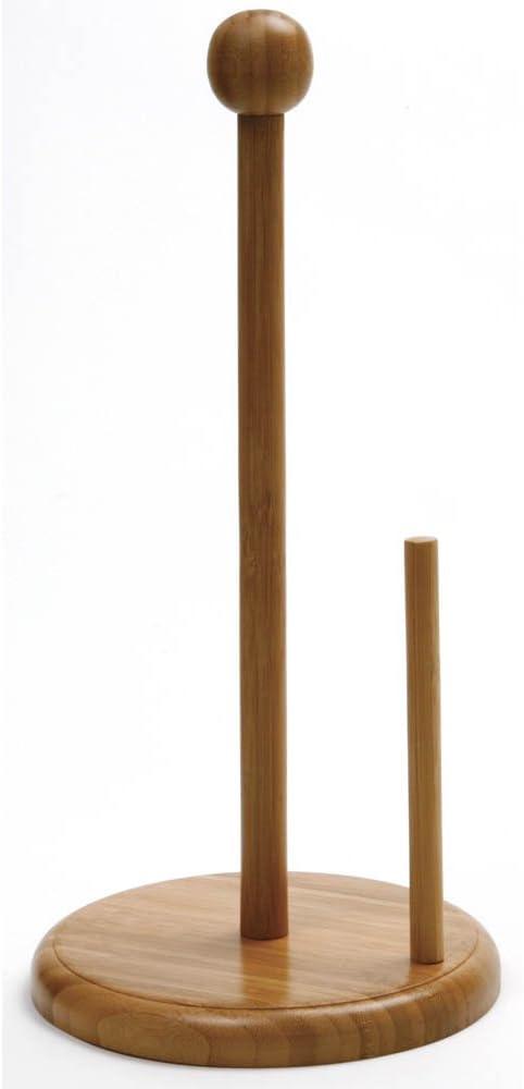 Norpro Bamboo Paper Some reservation Towel Light Grain Holder Cheap SALE Start Wood