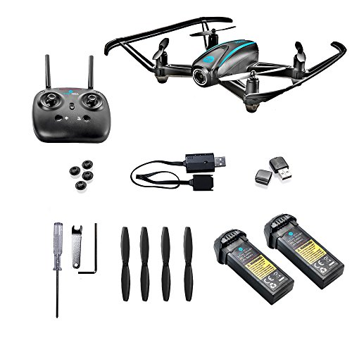 Altair #AA108 Camera Drone Great for Kids & Beginners   FREE PRIORITY SHIPPING   RC Quadcopter w/ 720p HD FPV Camera VR, Headless Mode, Altitude Hold, 3 Skill Modes, Easy Indoor Drone, 2 Batteries