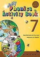 Jolly Phonics Activity Book 7qu, Ou, Oi, Ue, Er, AR (Jolly Phonics: Activity Book)