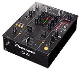Pioneer DJM-400 2-Kanal Performance Mixer, schwarz