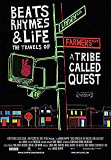 Beats Rhymes & Life: The Travels of a Tribe Called Quest POSTER (27