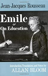 Emile: or, On Education Cover