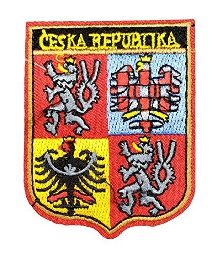 Parche Termoadhesivo Gran Escudo República Checa