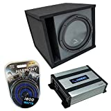"Best Harmony Audio Car Speakers - Universal Car Stereo Paintable Ported 10"" Harmony Bundle Review"