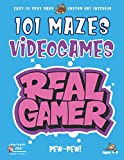 gaming maze book for kids ages 4-8: 101 puzzle pages. custom art interior. cute fun gift! super kidz. videogame gamer.