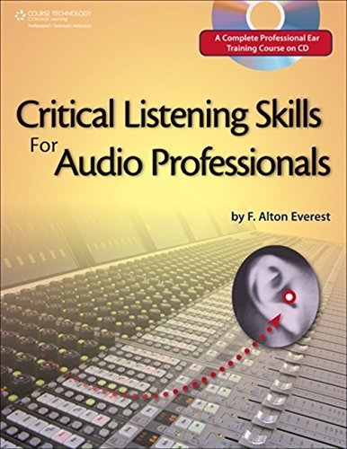 Image OfCritical Listening Skills For Audio Professionals