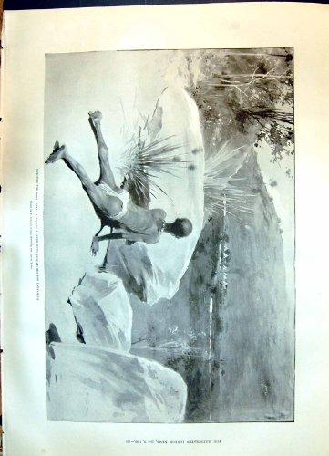 1899 Eingeboren-Läufer-Versand Ladysmith-Damen-Mode-Mantel-Zobel-Samt
