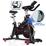 Best Spinning Bikes - SNODE Indoor Cycling Bike - Stationary Spin Bike Review