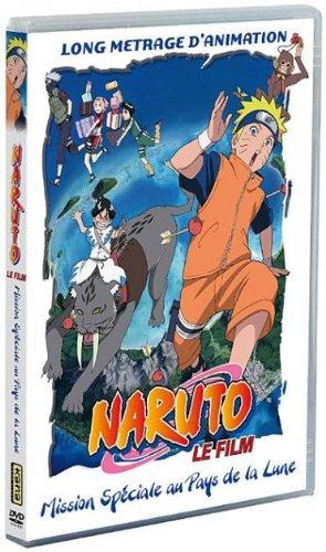 Naruto-Le Film : Mission spéciale au Pays de la Lune