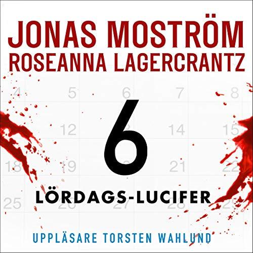 Lördags-Lucifer audiobook cover art