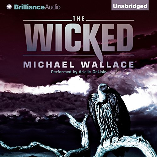 The Wicked audiobook cover art