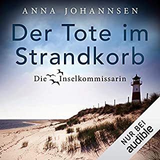 Der Tote im Strandkorb     Die Inselkommissarin 1              By:                                                                                                                                 Anna Johannsen                               Narrated by:                                                                                                                                 Claudine Tadlock                      Length: 8 hrs and 28 mins     2 ratings     Overall 5.0